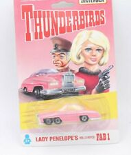 MATCHBOX * THUNDERBIRDS * FAB 1 * LADY PENELOPE ´S ROLLS ROYCE