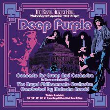 Lp Deep Purple Concerto for Group Casella di 3lp Parlophone Vshvl 767 -ancora
