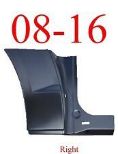 08 16 Grand Caravan Right Dog Leg Repair Panel, Town & Country, Routan 1578-122