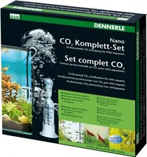 Dennerle CO2 Set Complete DE-CO2C for Planted Aquarium Nano Tank ADA
