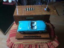 Modellino Corvette 1957 1:18 Burago