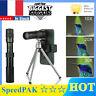 10-300X40mm 4K Super Telephoto Zoom Monocular Telescope /Tripod & Clip Set FR