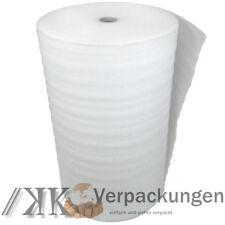 100 m² Trittschalldämmung 3 mm aus PE Schaum für Laminat Parkett als Unterlage