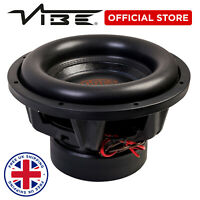 "Edge Street Series 12"" Car Audio Sub 4500w Peak High Performance Subwoofer"