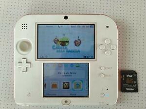 Nintendo 2DS Con Memory Card 4 GB