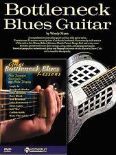 Bottleneck Guitar Pack Bottleneck Blues Guitar Book with DVD NEW 000139520