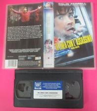 VHS film IN LINEA CON L'ASSASSINO 2004 Colin Farrell 20TH CENTURY (F176) no dvd