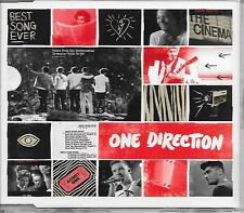 ONE DIRECTION - Best song ever CD-MAXI 4TR Europe Release 2013