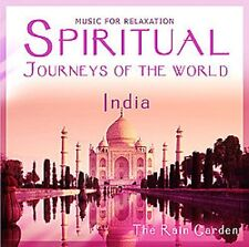 SPIRITUAL JOURNEYS OF THE WORLD - INDIA - NEW AGE CD
