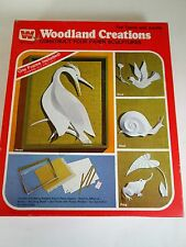 Vintage 1973 Whitman Woodland Creations craft set 4967