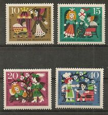 STAMP / TIMBRE ALLEMAGNE GERMANY SERIE N° 315 A 318 ** OEUVRES DE BIENFAISANCE