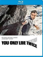 BLU-RAY You Only Live Twice (Blu-Ray) NEW Sean Connery 007