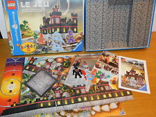 incomplet LEGO 218141 RAVENSBURGER knight kingdom LE JEU de SOCIETE chateau GAME