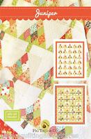 Quilt Pattern ~ JUNIPER ~ by Fig Tree Quilt Designs