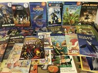 Lot of 20 Level 3 4 5~RL~Ready to-I Can Read-Step into Reading-Learn Books MIX