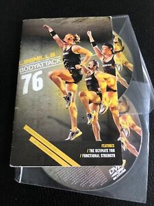 Les Mills Body Attack Release 76 Dvd, Cd And Notes Full Kit Instructor Workout
