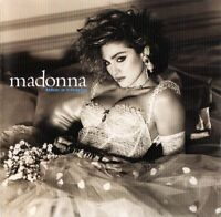Madonna ‎CD Like A Virgin - Remastered - Europe (M/M)