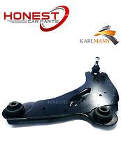 For VAUXHALL VIVARO 2001-2006 FRONT LOWER SUSPENSION WISHBONE ARM LEFT Karlmann
