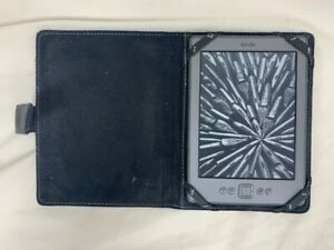 Amazon Kindle 4th Generation, Wi-Fi, 6 inch Ebook Reader E-Ink Display #141