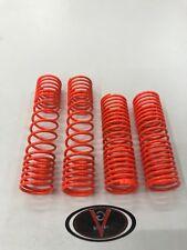 Traxxas Rustler Orange H/D Progressive Springs Set VXL XL-5 Brushed Brushless