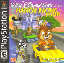 Walt Disney''s World Quest: Magical Racing Tour PS New Playstation
