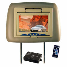 Pyle PL71HRTN Adjustable Headrest w/Built-in 7'' TFT Monitor