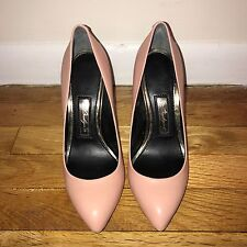 NIB BOUTIQUE 9 FIORENSA NUDE PUMP SZ 7! RETAIL $150!