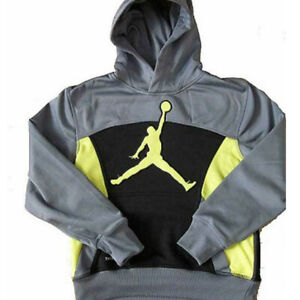 NWT $65 NIKE JORDAN Jumpman Therma-Fit Boys Logo Hoodie SELECT SIZE & COLOR
