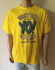 Junk Food Yo! MTV Raps Men's T-Shirt Size L