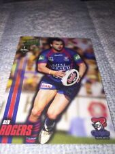 Newcastle Knights 2010 Rugby League (NRL) Trading Cards