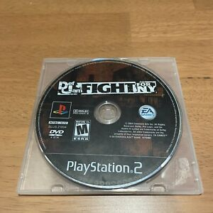 Def Jam: Fight for NY (PlayStation 2, 2004) Disc Only Tested