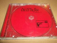 "V/A "" OUT OF THE BLUE VOLUME 3 "" CD ALBUM FOLK ROCK 1996"