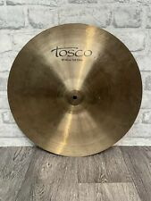 """More details for tosco by sabian full china cymbal 18""""/45cm cymbal drum accessory"""