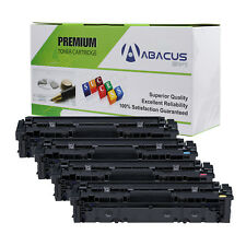 4 x Compatible Hi-Capacity 045 H Toner Set for Canon MF634Cdw MF632Cdw LBP612Cdw