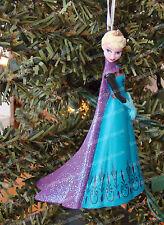 Frozen, Princess Elsa Christmas Ornament (Walt Disney, Hallmark, 6732)