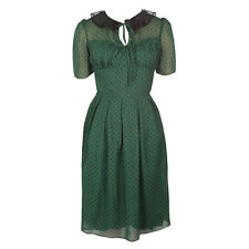 Hell Bunny Women's Synthetic 50's, Rockabilly Party Dresses