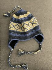 New! Without Tags! Kids Wool Earflap Hat One Size