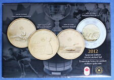 Canada 2012- Special Edition Mint Set - 3 Loonies and a Toonie