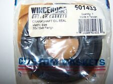 Winderosa Crankshaft Seal 501433 Ski Doo Arctic Cat Polaris 35x75x8 Flange New