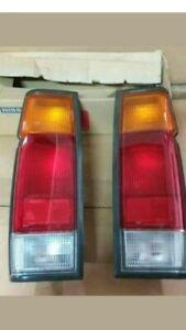 Yctze Indicatore sequenziale guscio affumicato gruppo luci posteriori per Nissan Navara NP300 D23 16
