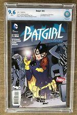 BATGIRL #35  DC 2014  Comic Book Graded CBCS 9.6