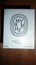 DIPTYQUE Candle MYRRHE 190g MYRRH BNIB Modern Niche Boutique FAB Gift LTD RARE!!