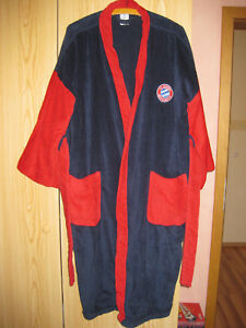 FC Bayern München Bademantel   Gr. S