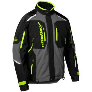 Mens Castle X Thrust G3 Snowmobile Jacket Winter Coat 3-in-1 Waterproof