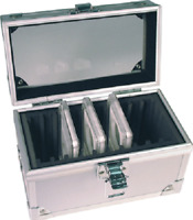 Guardhouse Aluminum Storage Box for 10 Certified Display Slabs