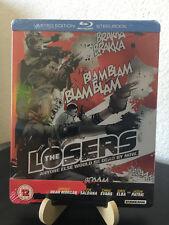 The Losers Bluray Steelbook NEU&OVP&OOP!! RARITÄT Chris Evans Captain America