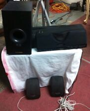 Phillips Magnavox MX900 Home Cinema Upgrade System With 50 Watt Sub Woofer