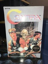 """CONTRA Neca 8-Bit NES Video Game Appearance 7"""" inch Figures 2 Action Figures"""