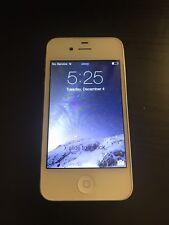 Apple iPhone 4s - White ATT 16GB