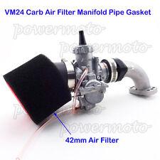 Mikuni VM24 carburateur 28mm carb pour 140cc 150cc 160cc CRF50 ssr pit dirt bike